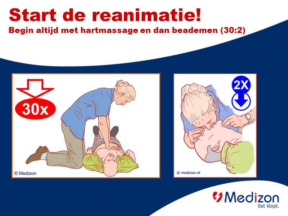 Kind (1 tot 8) en drenkeling Aanpassingen die reanimatie meer geschikt maken Geef 5 startbeademingen voor beginnen met hartmassage Hulpverlener die alleen is dient eerst 1 minuut te reanimeren.