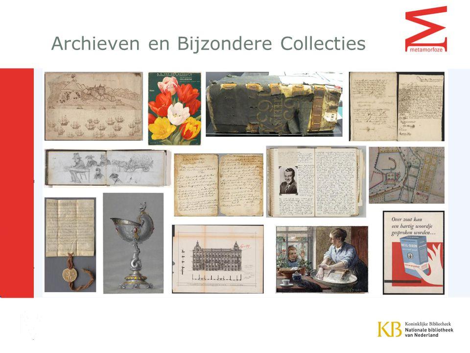 Archieven en Bijzondere Collecties