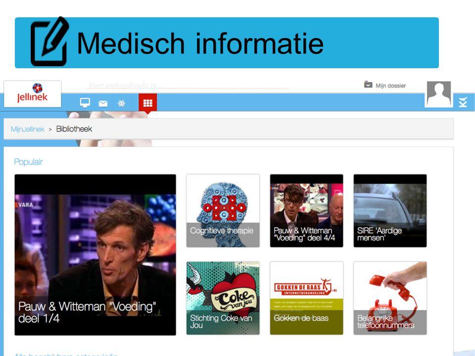 Medisch informatie