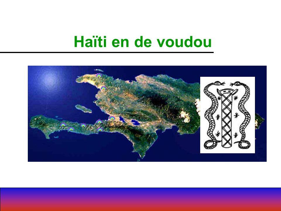 Haïti en de voudou