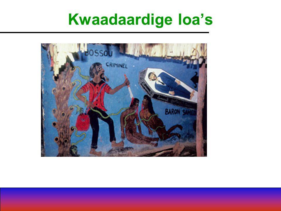 Kwaadaardige loa's