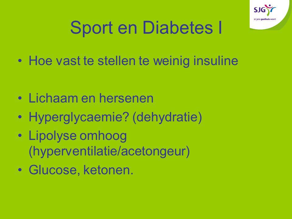 Sport en Diabetes I Hoe vast te stellen te weinig insuline Lichaam en hersenen Hyperglycaemie.