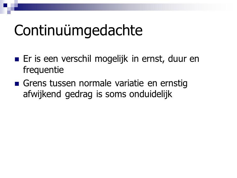 Voorbeeld modulering: CLB