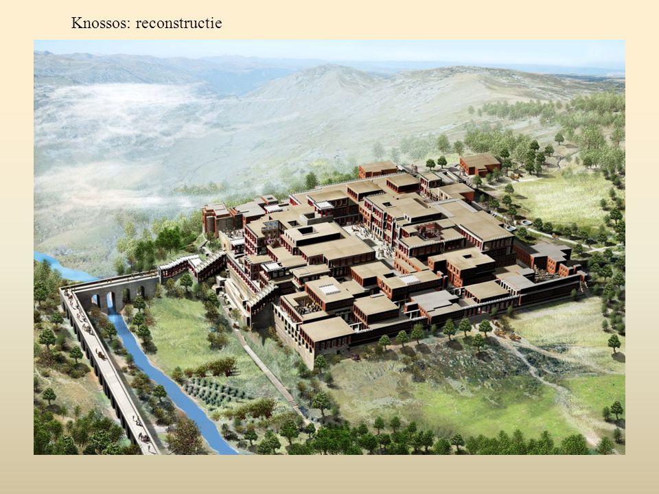 Knossos: reconstructie