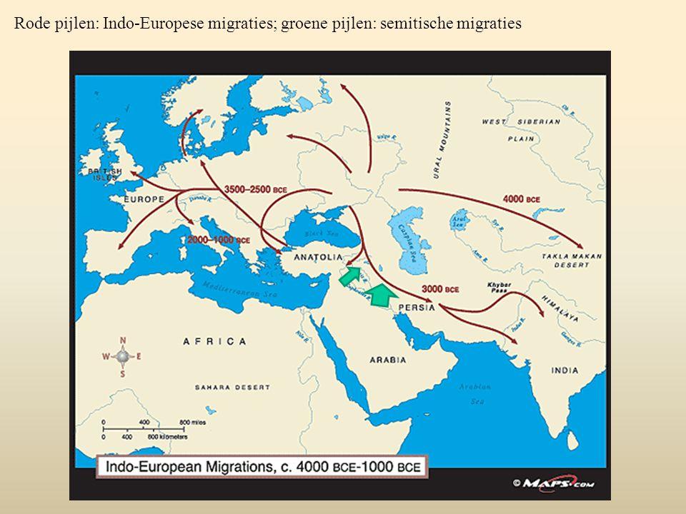2400 v.C. Mesopotaamse hegemonieën Oeroek; Rijk van Sargon van Akkad; Oer 2000 v.C.