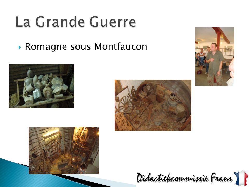  Romagne sous Montfaucon