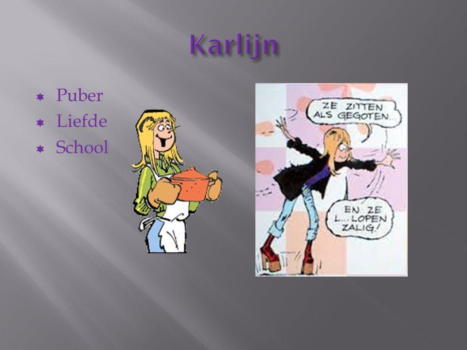  Puber  Liefde  School