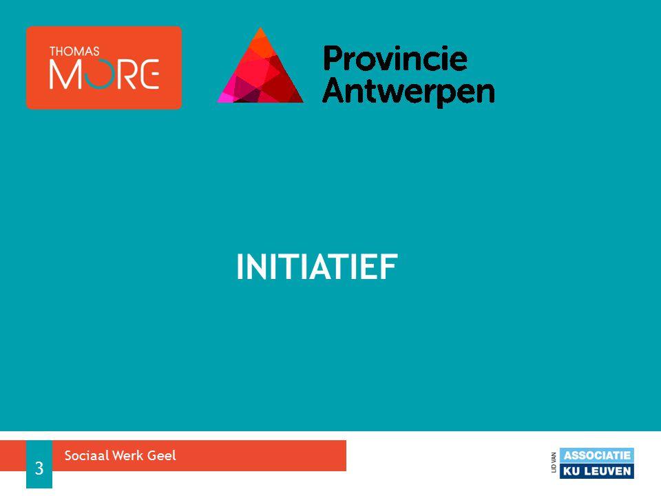 INITIATIEF Sociaal Werk Geel 3