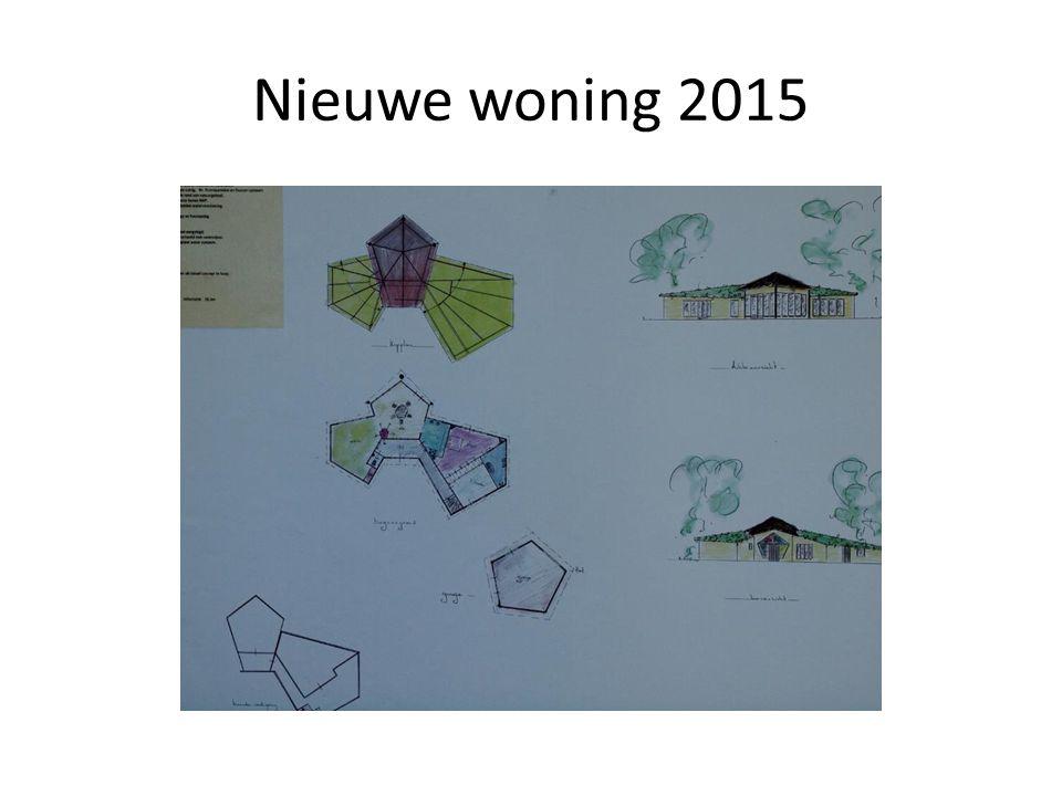 Nieuwe woning 2015