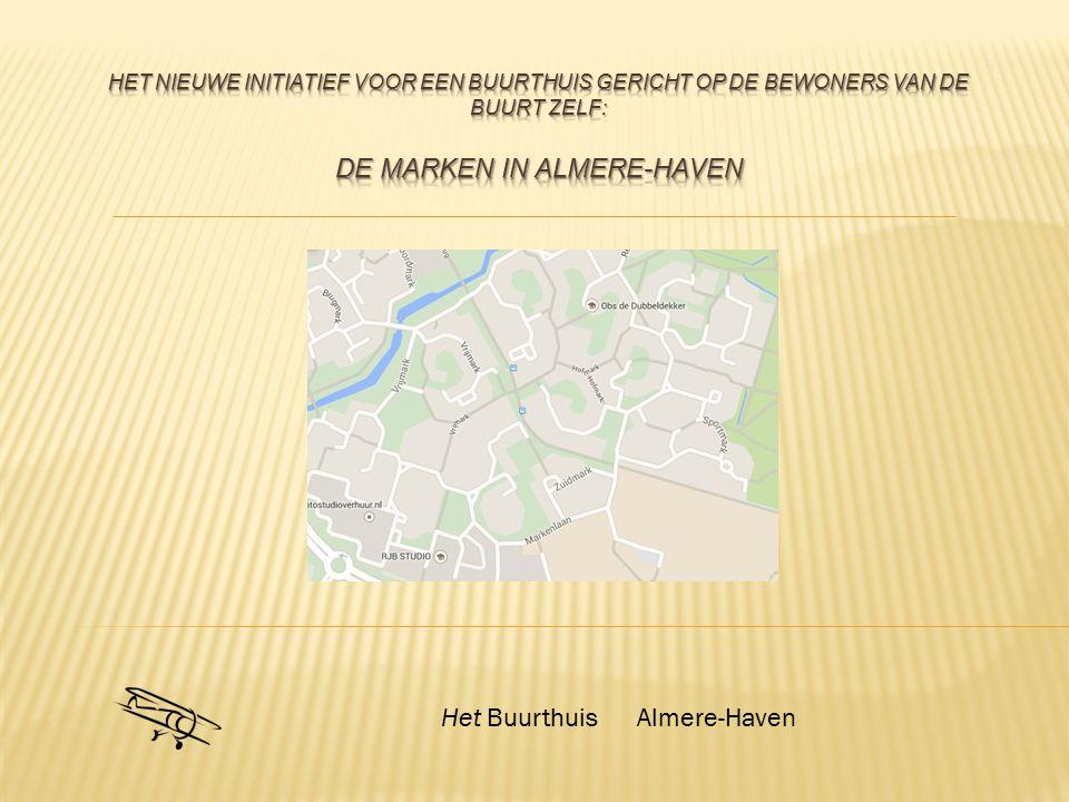 Het Buurthuis Almere-Haven