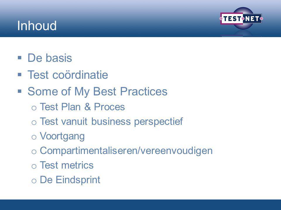 Testen: De Basis Traceability Conform Design & Fit for Business