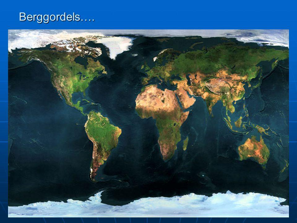 Berggordels….