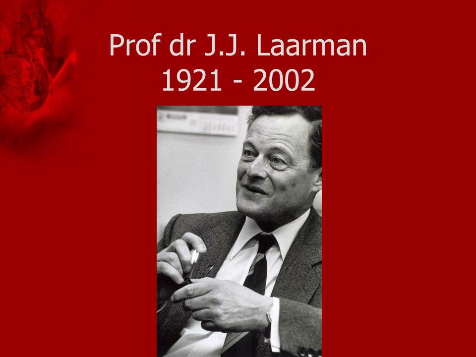 Prof dr J.J. Laarman 1921 - 2002