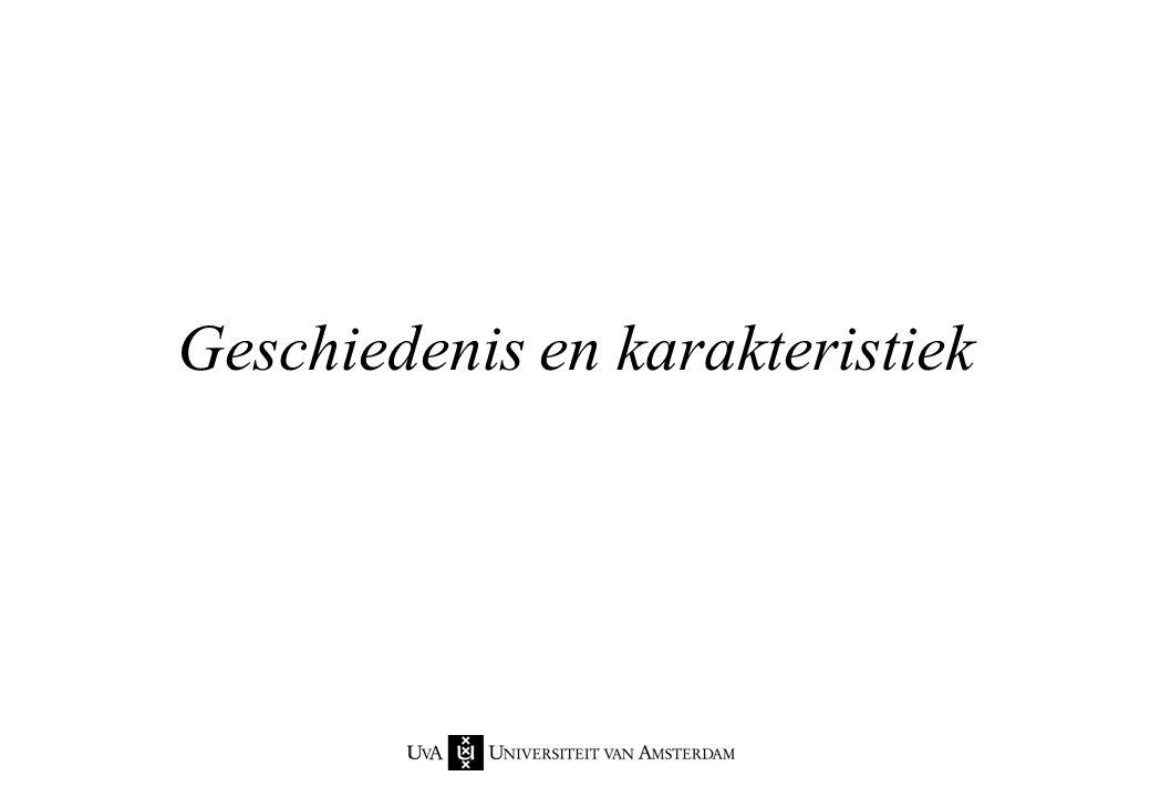 Geschiedenis 1632Athenaeum Illustre 1876 De gemeente Amsterdam krijgt toestemming het Athenaeum Illustre tot 'universiteit in te rigten' 1961Eigen rechtspersoonlijkheid