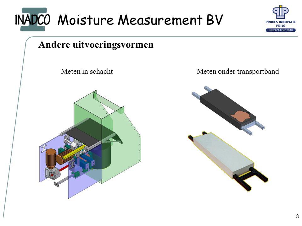 Moisture Measurement BV 9 Validering