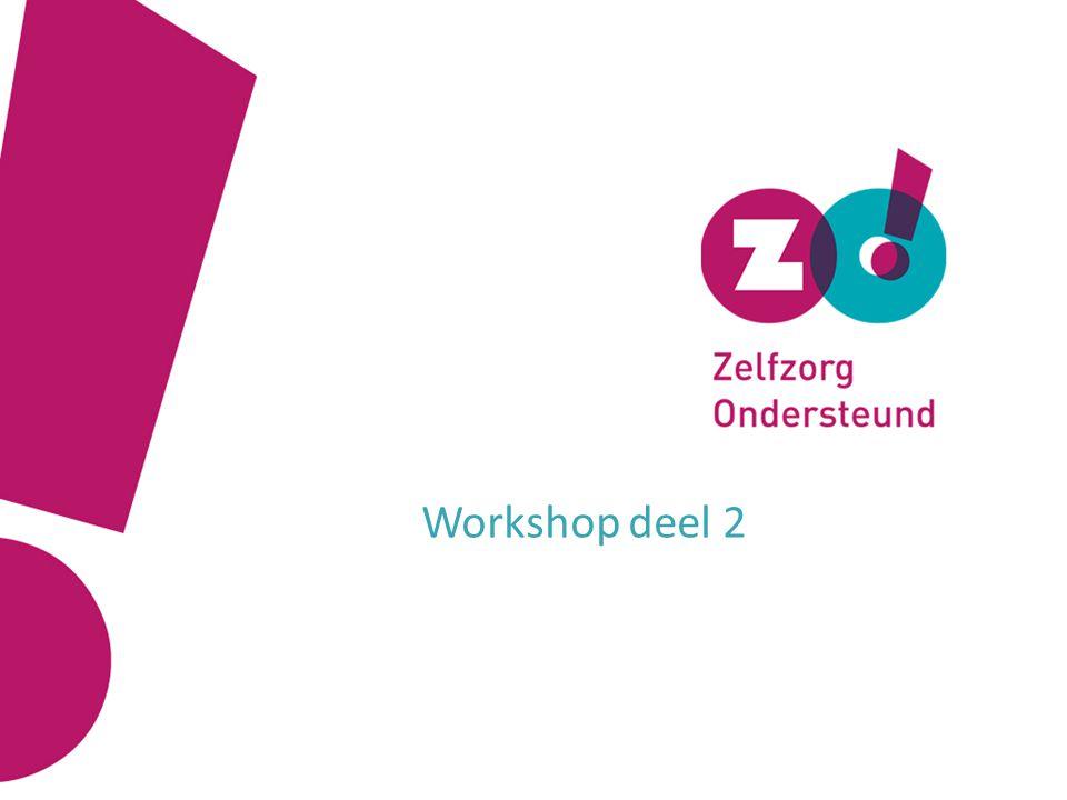 Workshop deel 2