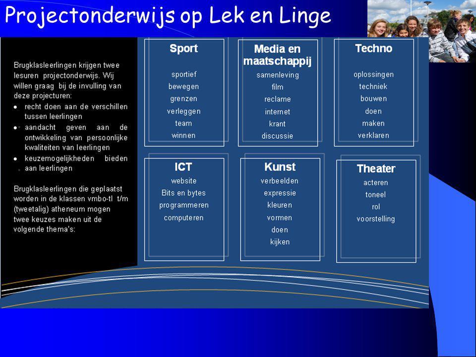 Projectonderwijs op Lek en Linge