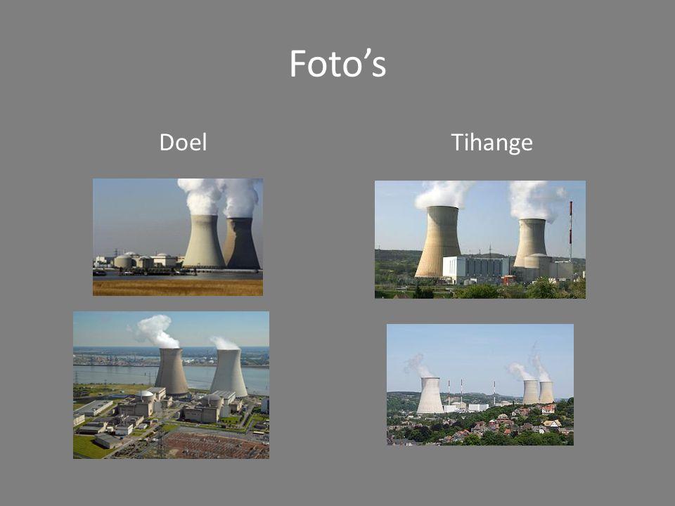 Vragen Wat is een kerncentrale.Waar ligt de kerncentrale van Doel.
