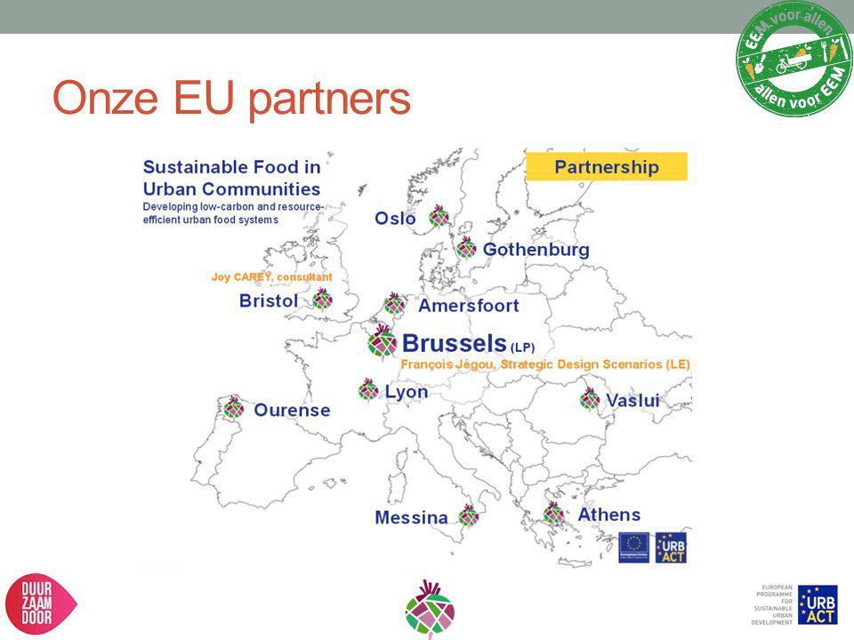 Onze EU partners