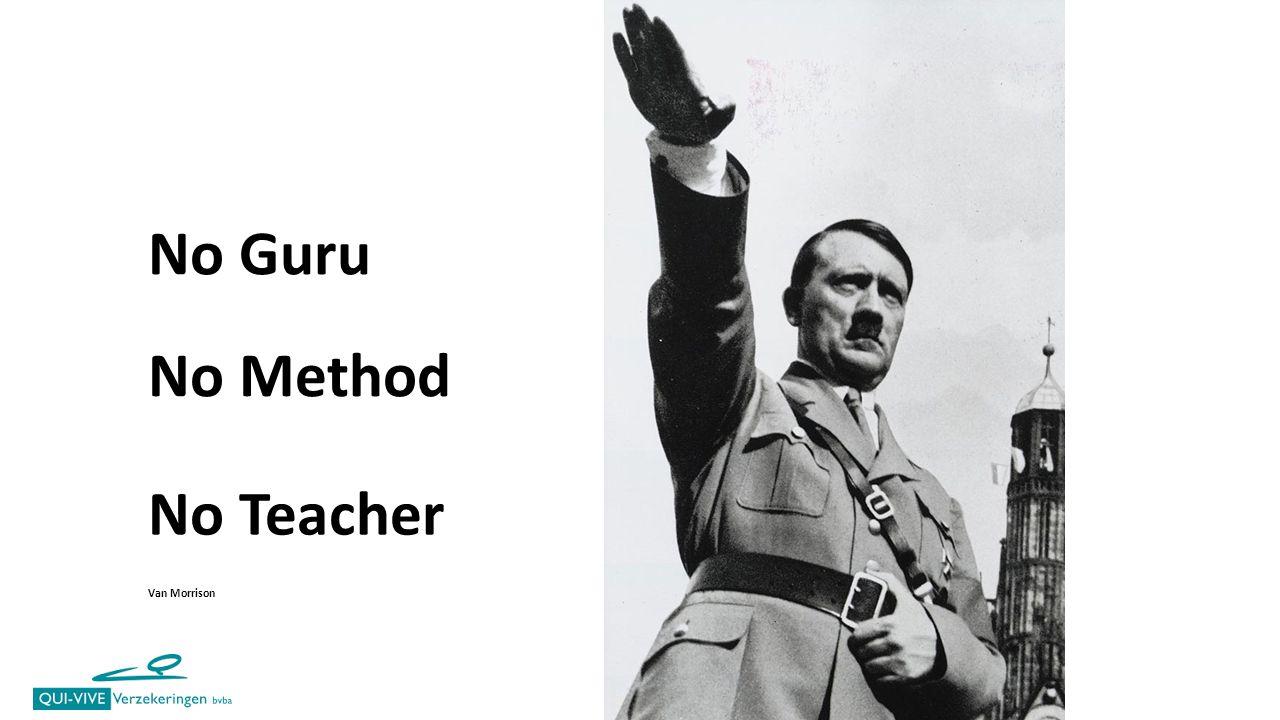 No Method No Guru No Teacher Van Morrison