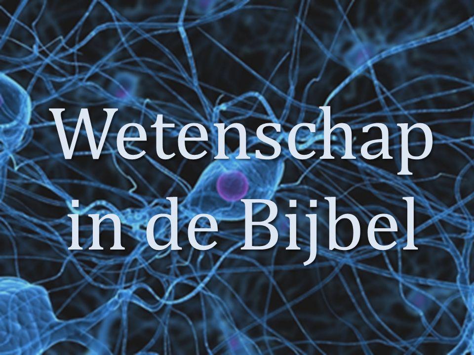 Wetenschap in de bijbel Vragen + discussie in groepjes Koffie + koeken Wetenschap en de bijbel