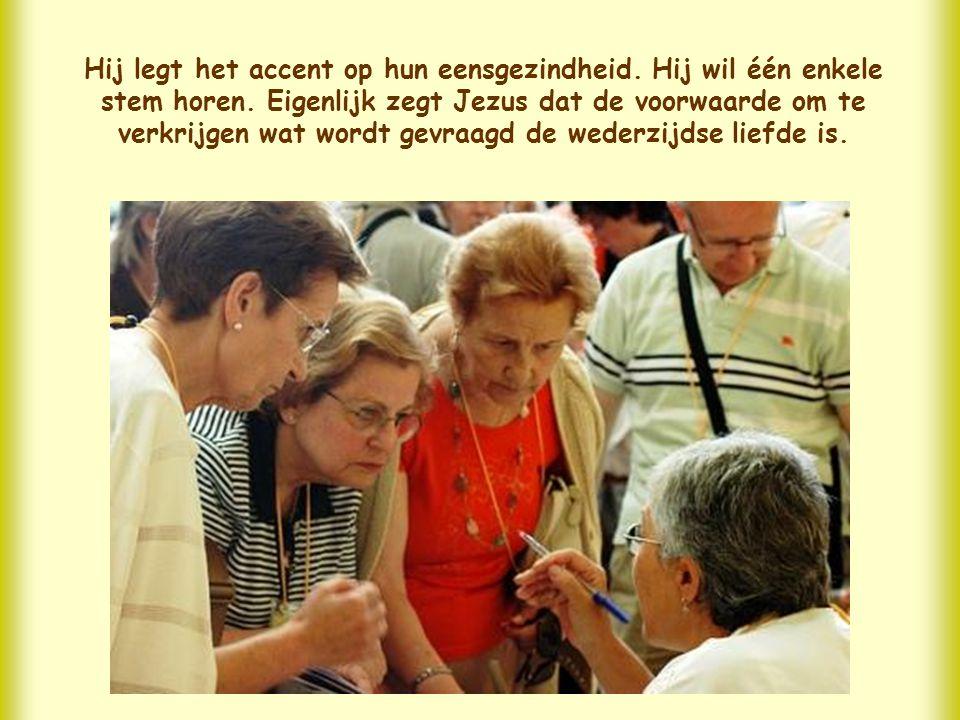 Ook in het jodendom is bekend dat God een collectief gebed waardeert.