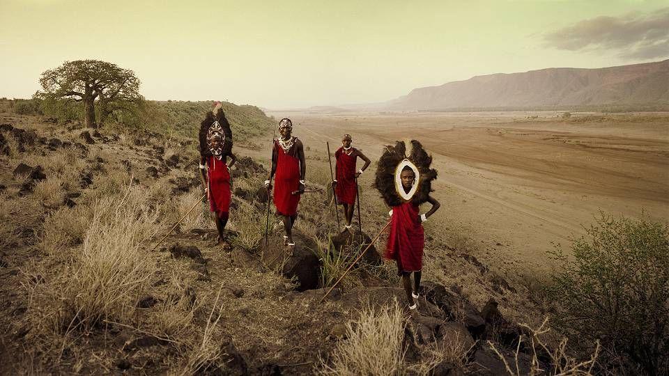 De Masai in Kenia en het noorden van Tanzania