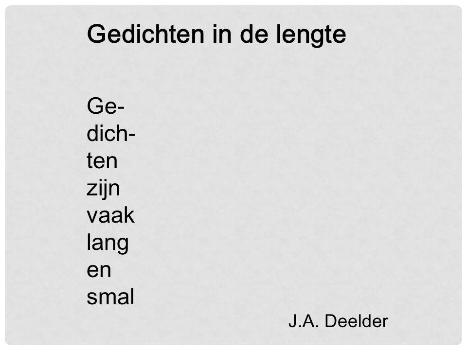 Rijmen of dichten (4) Goede gedichten hadden vroeger een pakkend thema, een goed rijm en een bepaald ritme. Verspreid over deze presentatie staat een