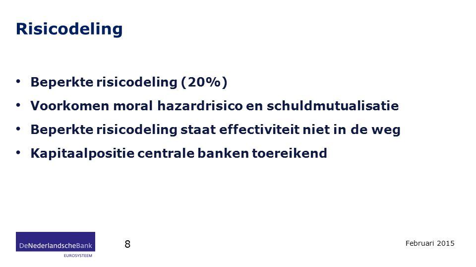 Gevolgen en risico's voor Nederland Februari 2015 9