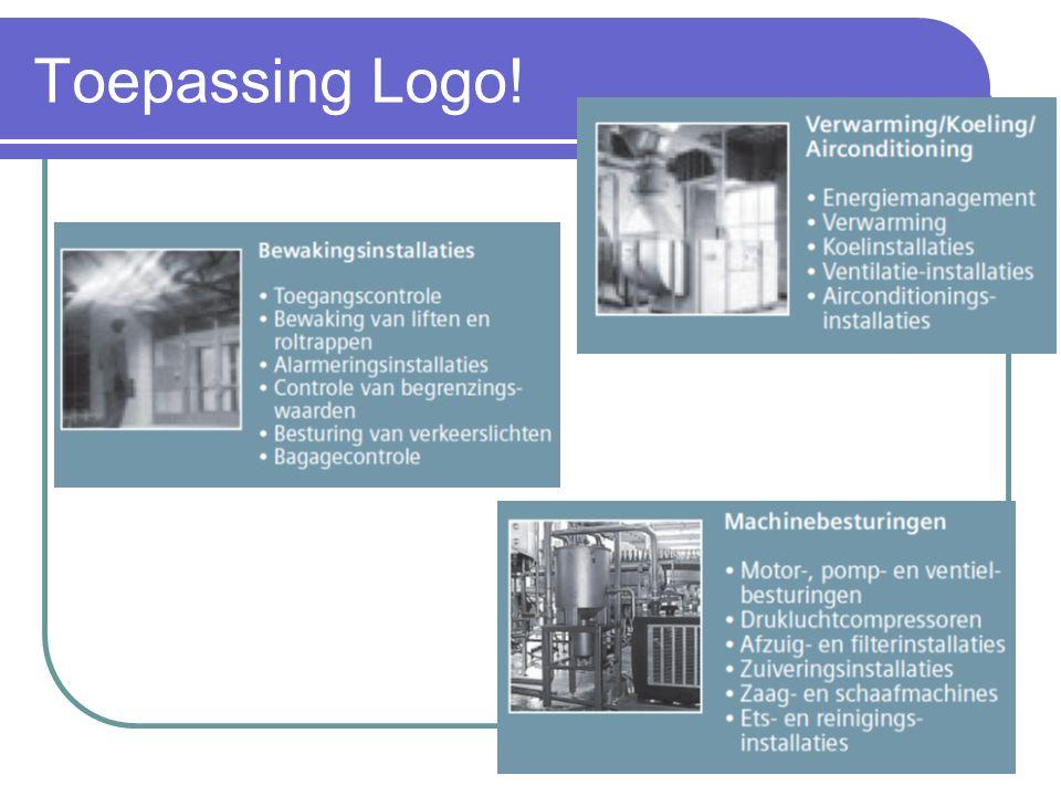 Toepassing Logo!