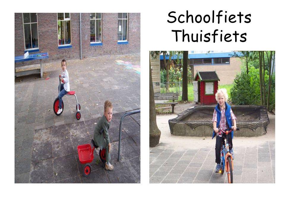 Schoolfiets Thuisfiets