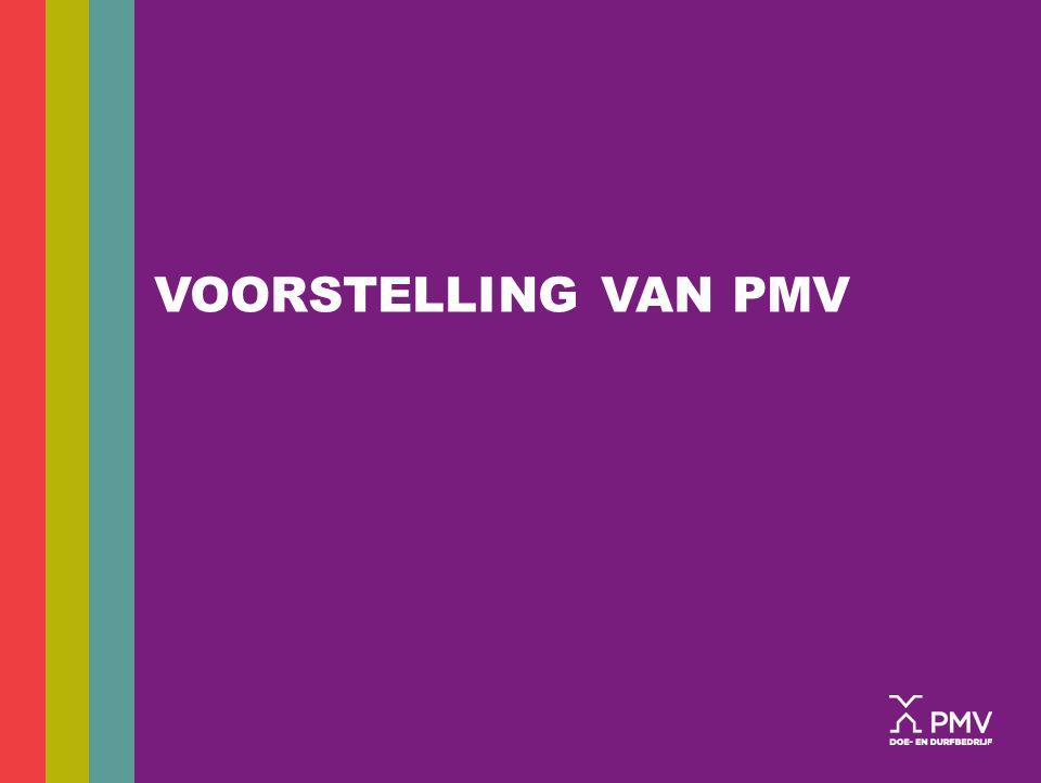 VOORSTELLING VAN PMV