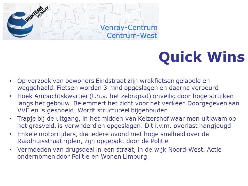 Opgehaalde wensen en verbeterpunten Verkeer/ Veiligheid: Aanpakken verkeersoverlast bij supermarkt Emté.