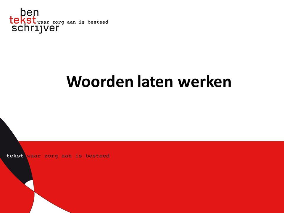 'Selfie' Naam: Ben de Graaf Tekstbureau: Ben Tekstschrijver Website: www.bentekstschrijver.nl