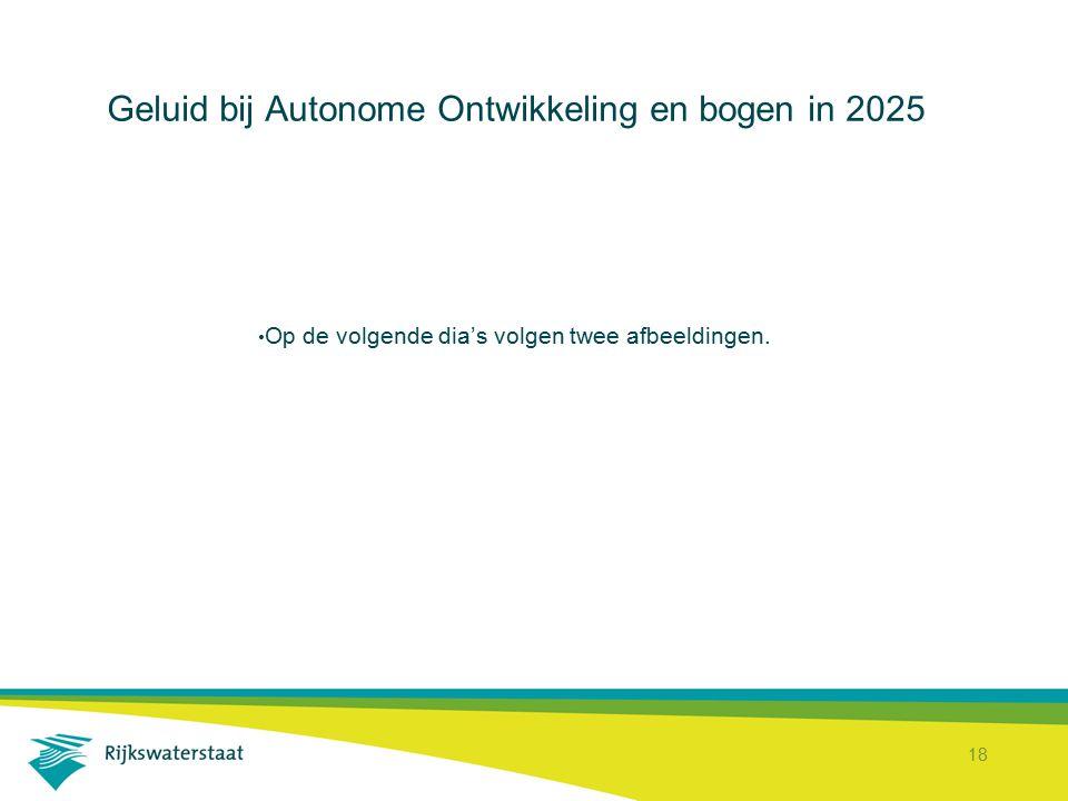 18 Geluid bij Autonome Ontwikkeling en bogen in 2025 Op de volgende dia's volgen twee afbeeldingen.