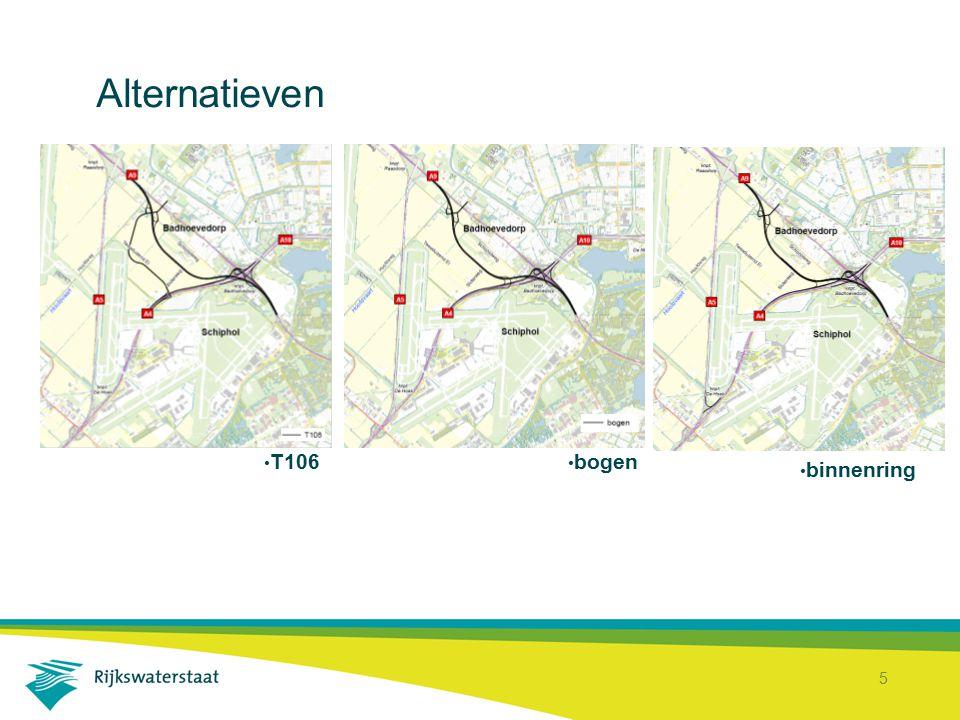 16 Opmerkingen lucht grote afname aantal belaste adressen; NSL moet verlegging naar Schiphol mogelijk maken, sec is sprake van overschrijding waarde.