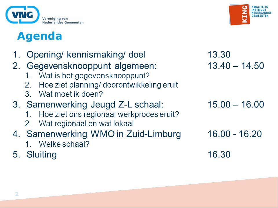 13 Softwarecatalogus.nl iStandaarden.nl Inlichtingenbureau.nl eHerkenning.nl Online stappenplan