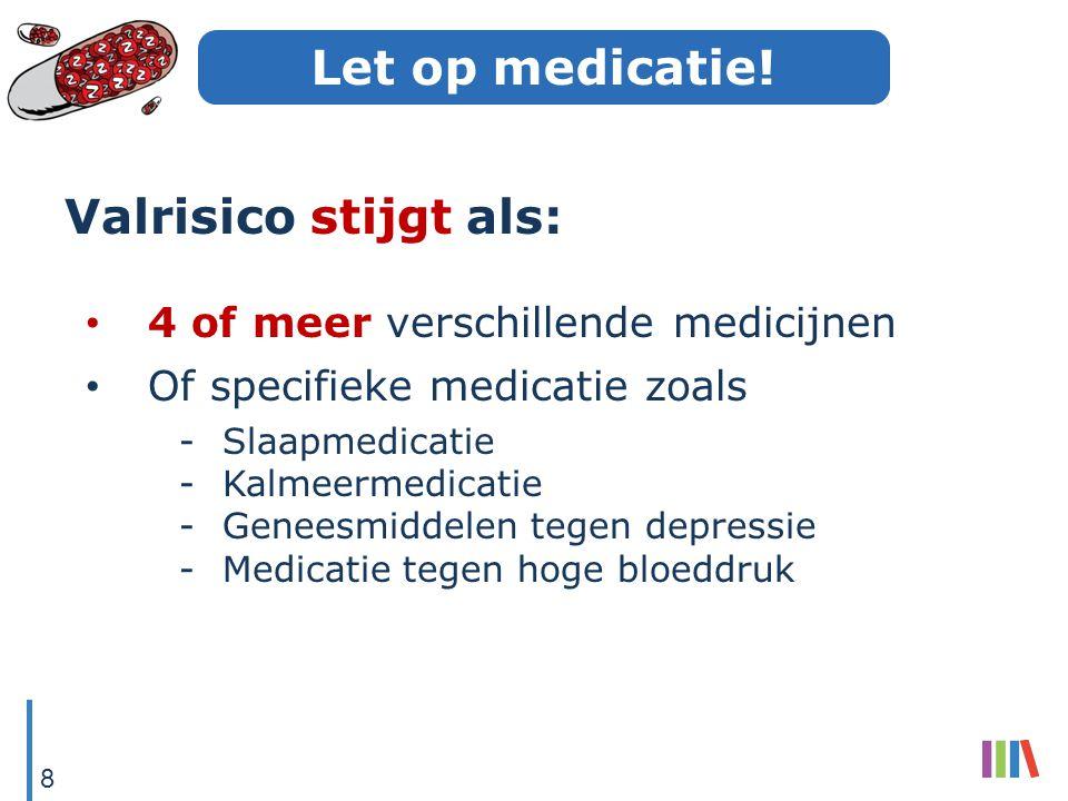 Doe de medicatietest: goed of fout.
