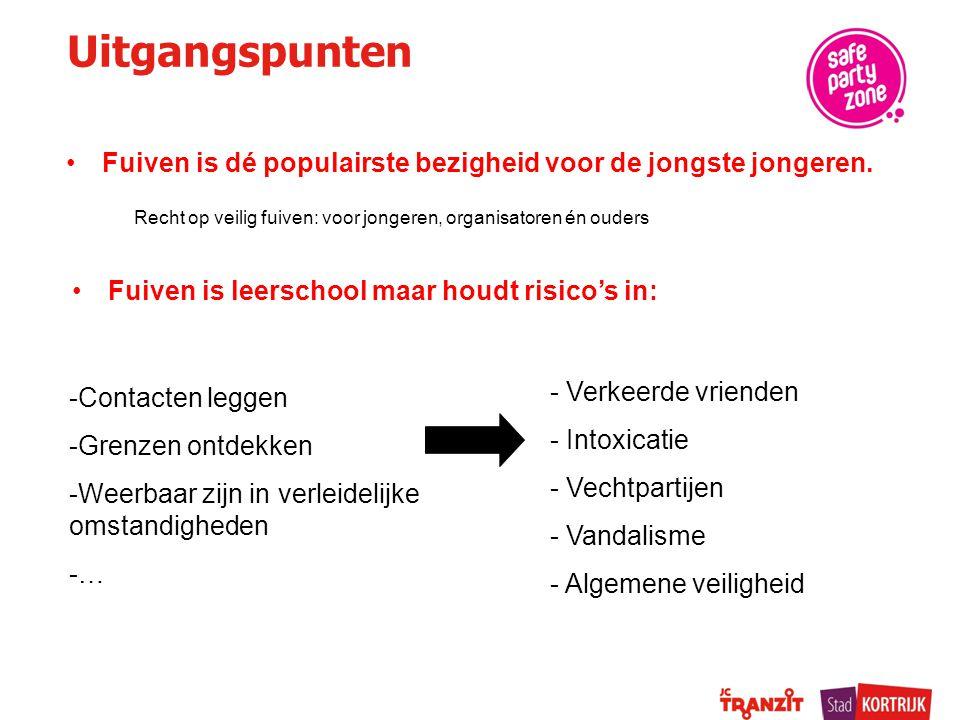 Een stukje geschiedenis Kortrijk / JC Tranzit al jarenlange ervaring ivm fuiven.