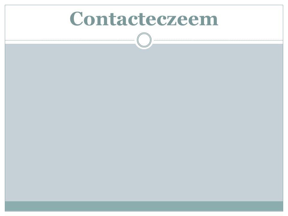 Contacteczeem