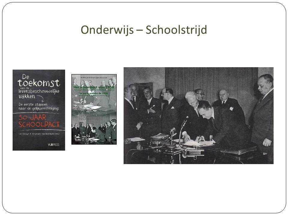 Onderwijs – Schoolstrijd