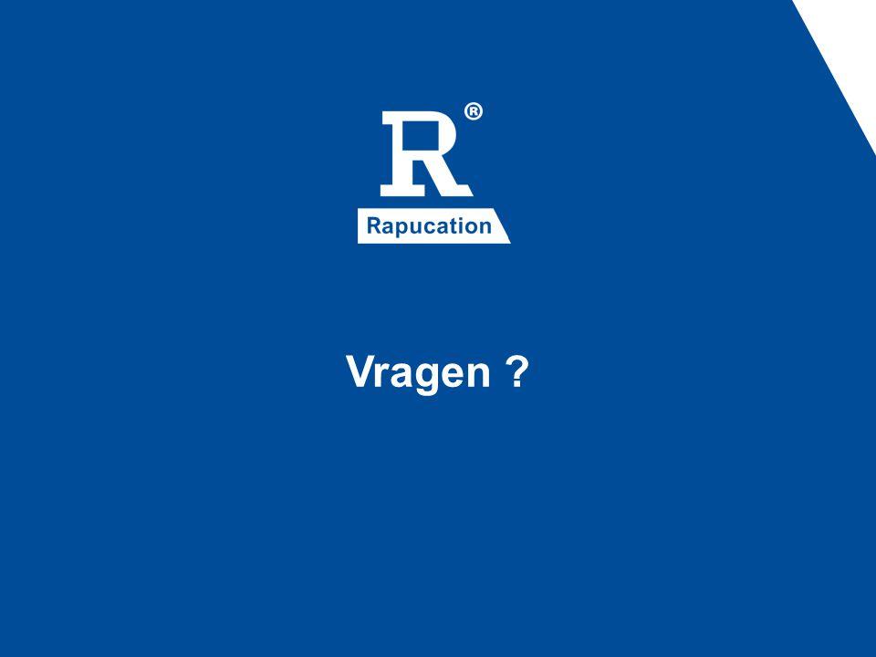 Vragen ?
