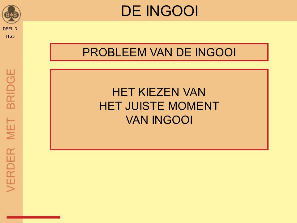 DE INGOOI VOORBEELD TAFELBLAD VmB-23.41 DEEL 3 H 23 SPEL 1
