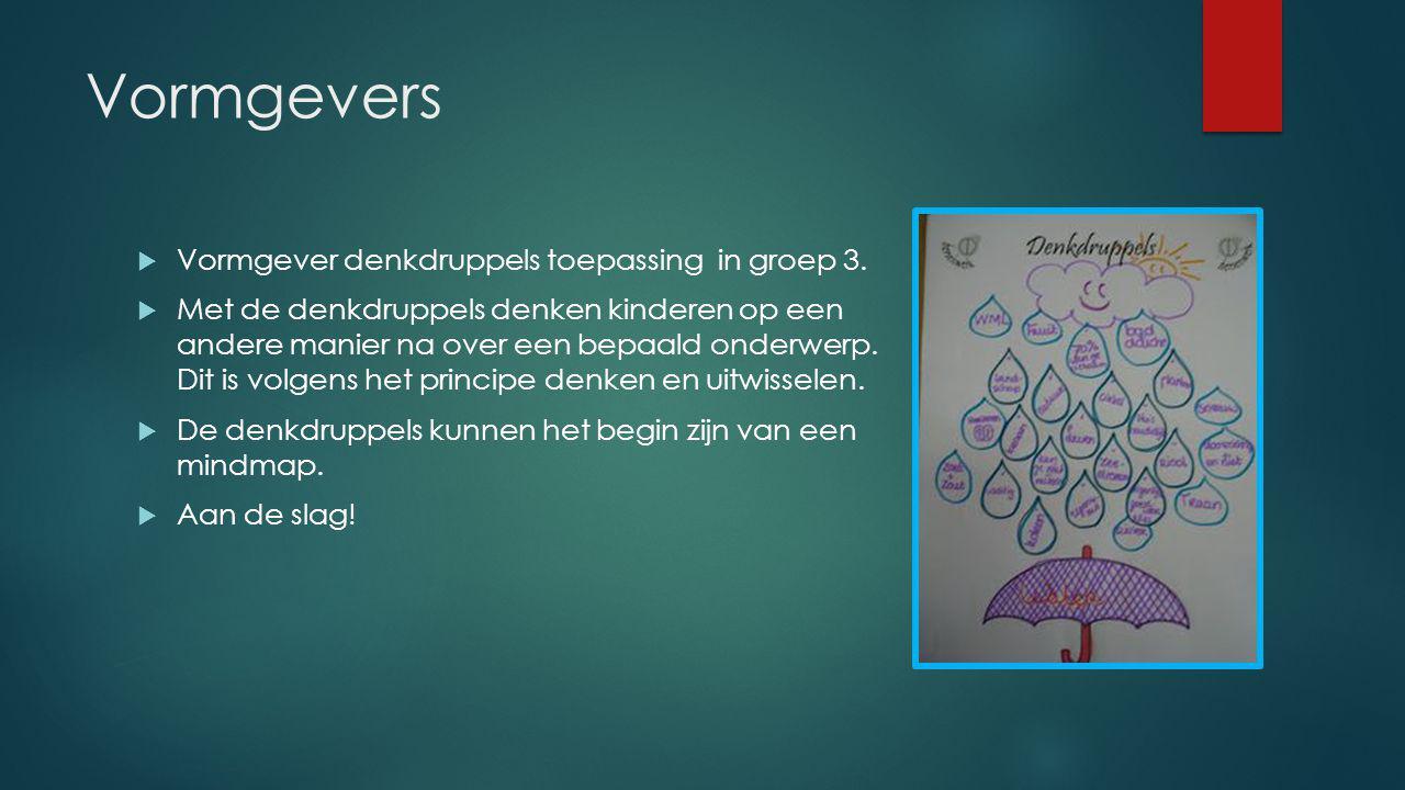 Vormgevers  De Venndiagram  Bij de venndiagram gaat het om het zoeken naar verschillen en overeenkomsten.