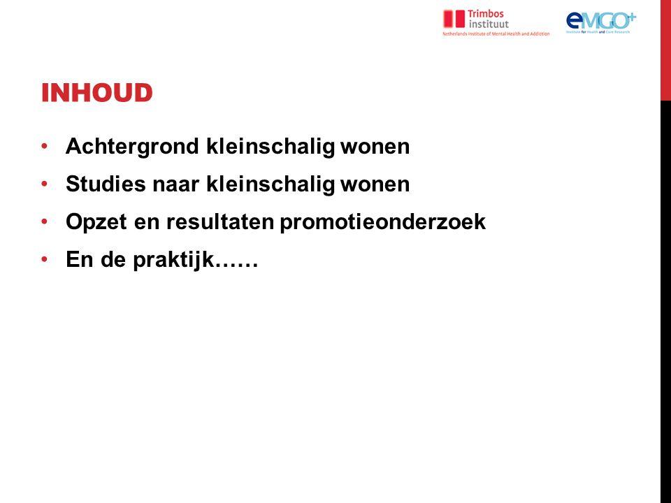 MET DANK AAN: Onderzoeksgroep: Dr.Marja Depla Dr.