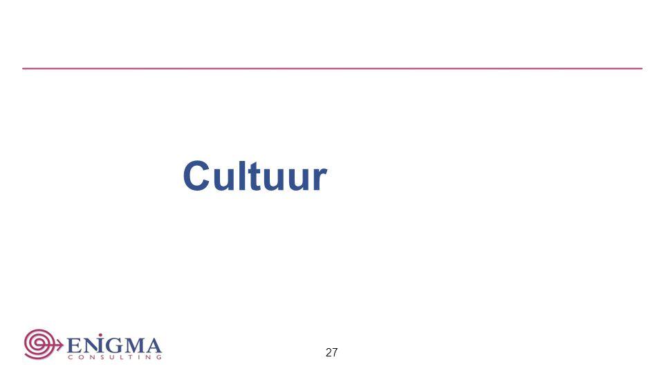 Cultuur 27