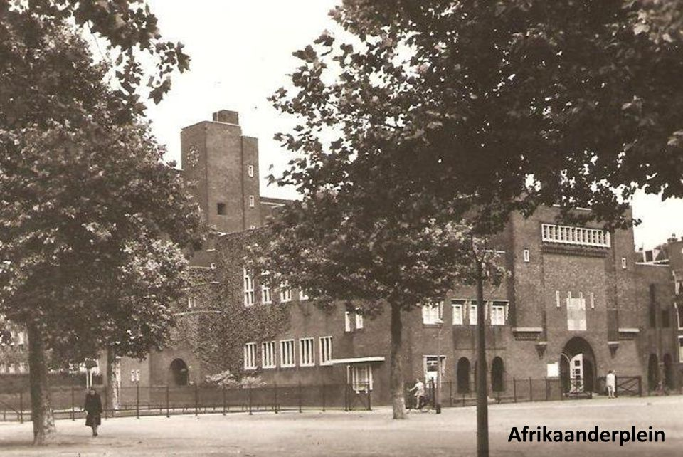 Afrikaanderplein Oud Rotterdam-zuid deel 9