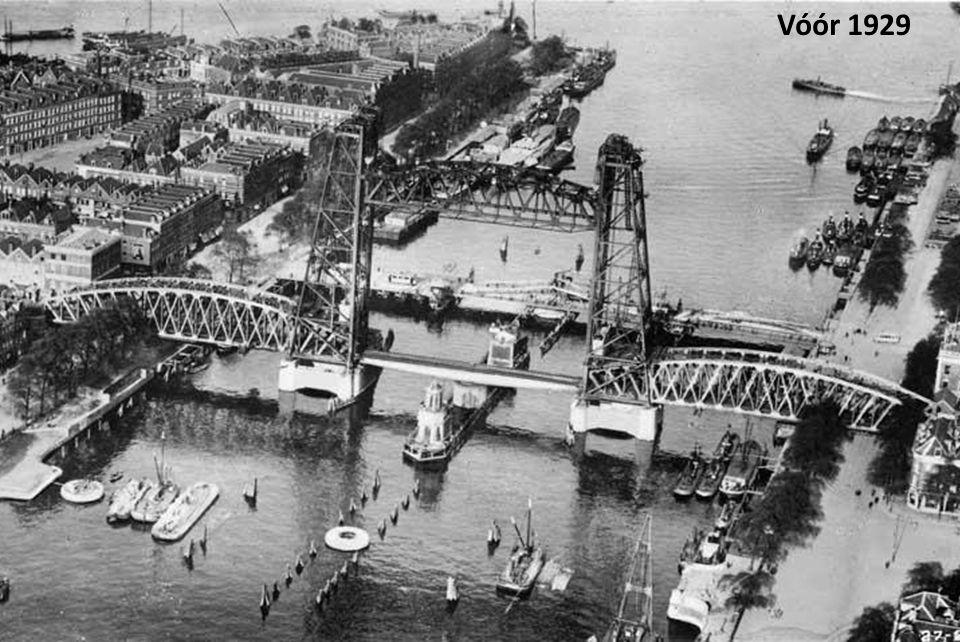 Noordereiland met Maasbruggen Koningshaven bruggen