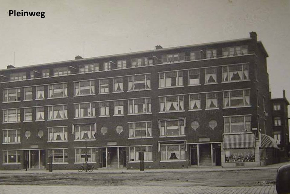Paul Krugerstraat 1946
