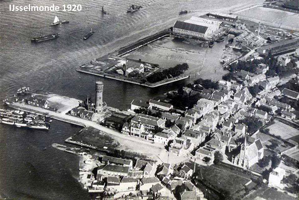 IJspret Pier 5 - 1938